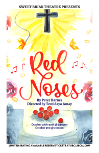 Red Noses production poster