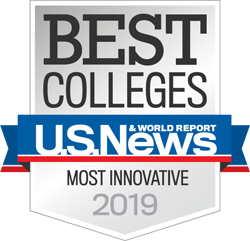 U.S. News and World Report Best Colleges: Most Innovative 2019, Sweet Briar College