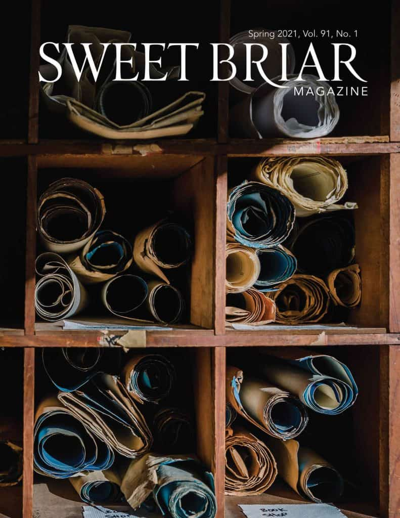 Sweet Briar Magazine Cover