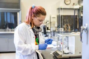 Veronica Nelson '22, Summer Honors Research Program