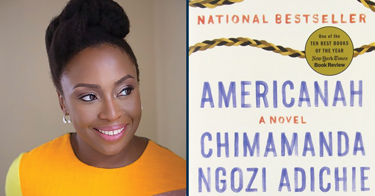 Adichie and Americanah