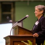 Christine Darden at Sweet Briar