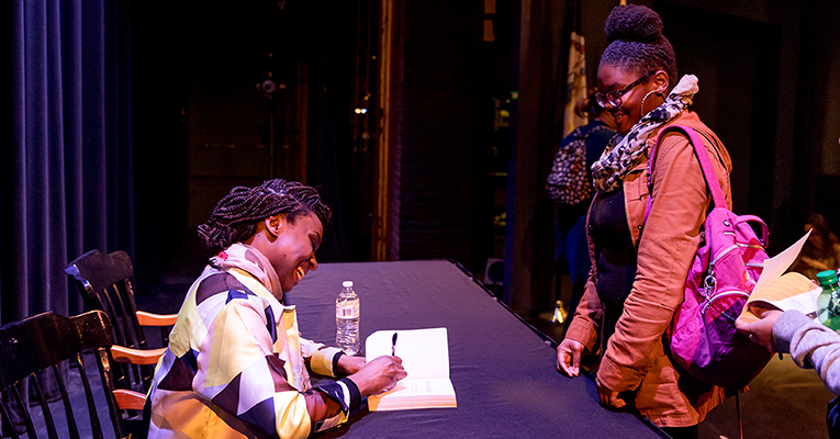 Adichie and Cole