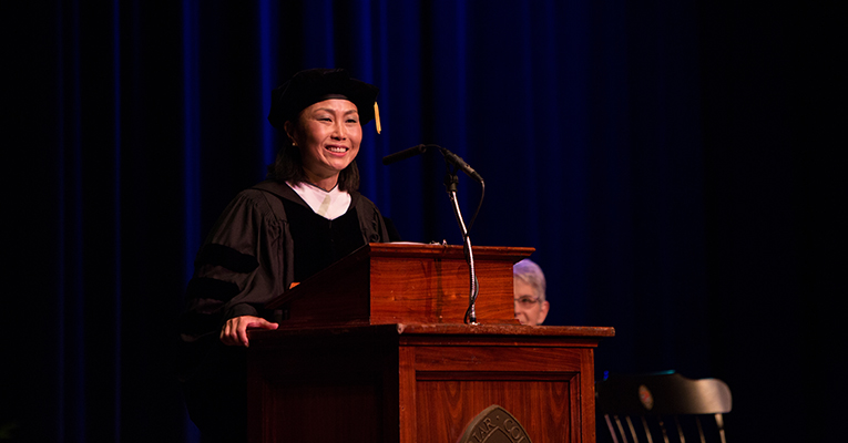 Meredith Woo Founders' Day