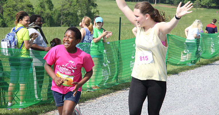Girls on the Run 2017