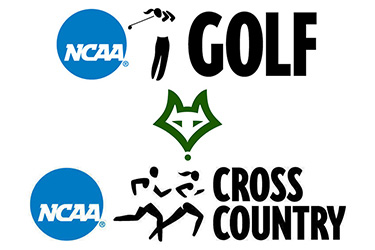 Golf and cross-country banner