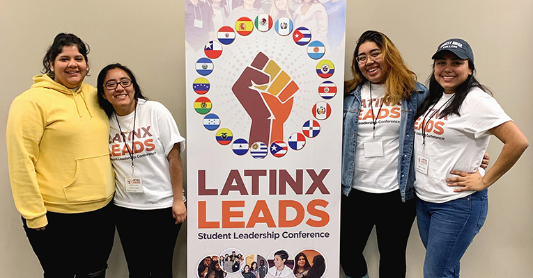 LATINX conference