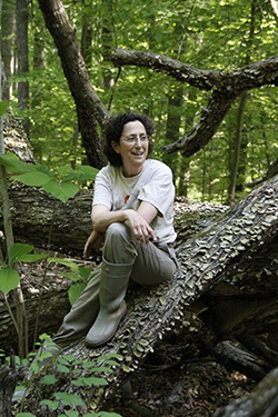 Prof. Linda Fink has taught at Sweet Briar College for 25 years.