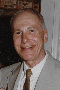 Reynold L. Burrows taught at Sweet Briar from 1962 to 1982.