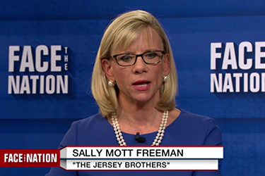 Sally Mott Freeman on CBS