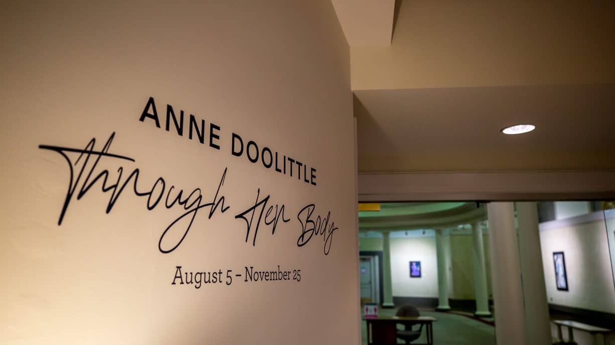 Anne Doolittle, Through Her Body