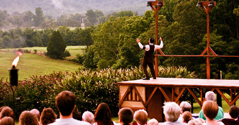 Endstation Theatre Company at Sweet Briar College