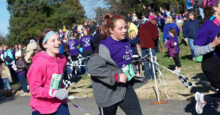 Girls on the Run of Central Virginia