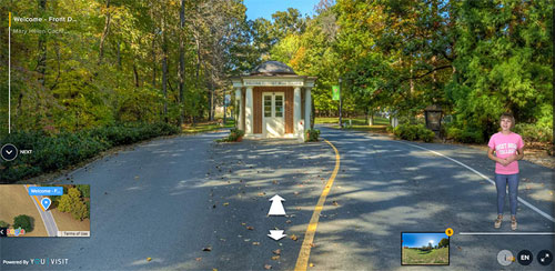 Sweet Briar College Virtual Tour