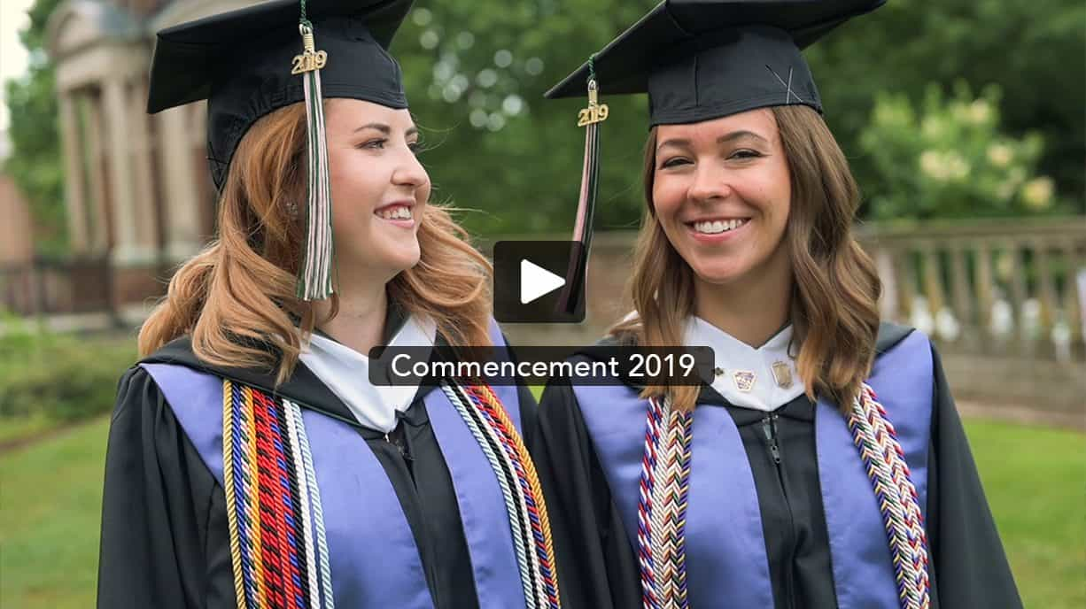 Commencement 2019 Video