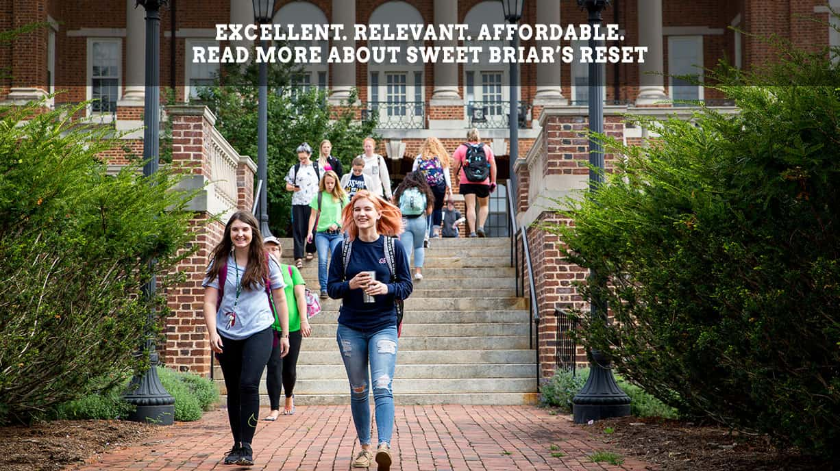 Sweet Briar College Excellent Relevant Affordable