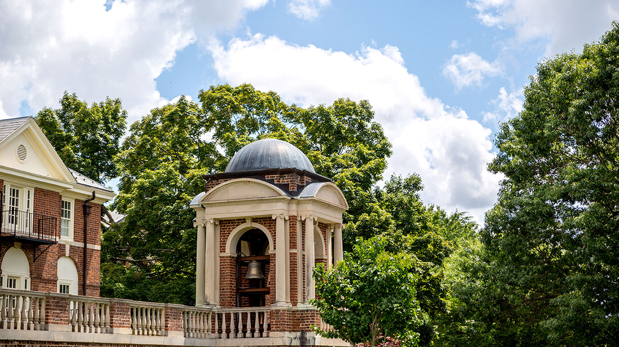 Sweet Briar's Bell Tower